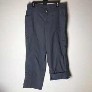 Grey pant and Capri mix